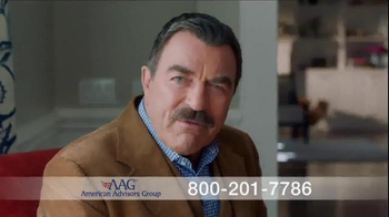 AAG Reverse Mortgage TV Spot, 'Home Equity Chair' Featuring Tom Selleck - Thumbnail 10