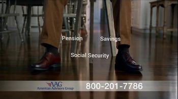 AAG Reverse Mortgage TV Spot, 'Home Equity Chair' Featuring Tom Selleck