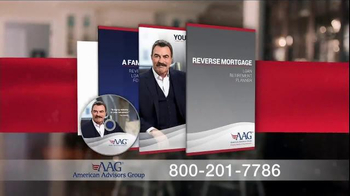 AAG Reverse Mortgage TV Spot, 'Home Equity Chair' Featuring Tom Selleck - Thumbnail 7