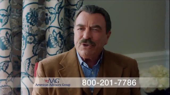 AAG Reverse Mortgage TV Spot, 'Home Equity Chair' Featuring Tom Selleck - Thumbnail 9