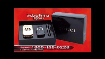El Club Internacional del Perfume TV Spot, 'Trabaja en casa' [Spanish]