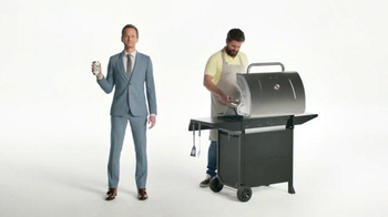 Heineken Light TV Spot, \'The Grill Master\' Featuring Neil Patrick Harris