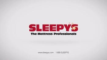Sleepy's Labor Day Sale TV Spot, 'Up to Half Off' - Thumbnail 9