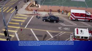 Walker & Walker Attorney Network TV Spot, 'Bicycle Injury' - Thumbnail 1