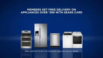 Sears Labor Day Appliance Event TV Spot, 'Cavernous' - Thumbnail 5