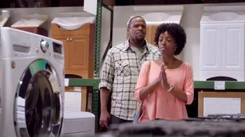 Sears Labor Day Appliance Event TV Spot, 'Cavernous' - Thumbnail 1