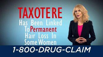 McDivitt Law Firm TV Spot, 'Taxotere Legal Helpline'