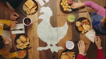 Zaxby's Zax Pak TV Spot, 'Turning Tables'