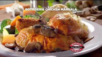 Boston Market Rotisserie Chicken Marsala TV Spot, 'Special Lady' - Thumbnail 4