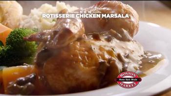 Boston Market Rotisserie Chicken Marsala TV Spot, 'Special Lady' - Thumbnail 5