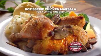 Boston Market Rotisserie Chicken Marsala TV Spot, 'Special Lady' - Thumbnail 8