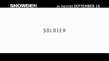 Snowden - Alternate Trailer 2
