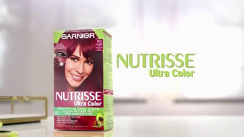 Garnier Nutrisse Ultra Color TV Spot, 'Are You Ready?' - Thumbnail 3