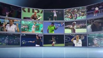 Tennis Channel Plus TV Spot, 'Immortal Legends' - Thumbnail 2