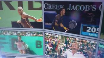 Tennis Channel Plus TV Spot, 'Immortal Legends' - Thumbnail 3