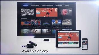 Tennis Channel Plus TV Spot, 'Immortal Legends' - Thumbnail 4