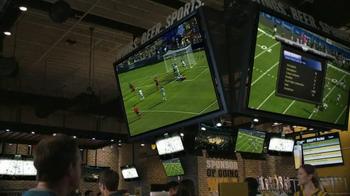 Buffalo Wild Wings TV Spot, 'Heaven: Sports From Above'