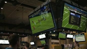 Buffalo Wild Wings TV Spot, 'Heaven: Sports From Above' - 113 commercial airings