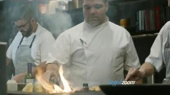 Legalzoom.com TV Spot, 'Chef' - Thumbnail 1
