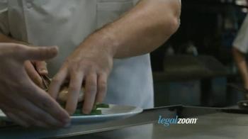 Legalzoom.com TV Spot, 'Chef' - Thumbnail 3