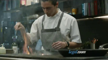 Legalzoom.com TV Spot, 'Chef' - Thumbnail 6