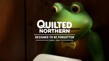 Quilted Northern TV Spot, 'Sir Froggy' - Thumbnail 5