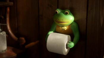 Quilted Northern TV Spot, 'Sir Froggy' - Thumbnail 3