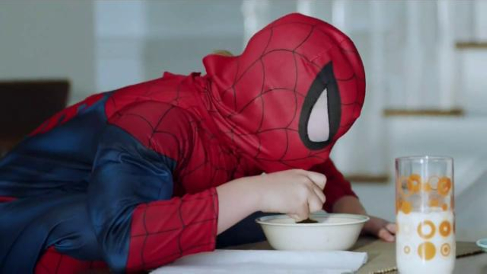 Campbell's Spider-Man Soups TV Commercial, 'Real Real Life: Spidey'