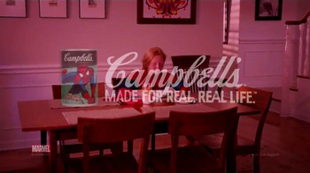 Campbell's Spider-Man Soups TV Spot, 'Real Real Life: Spidey' - Thumbnail 8