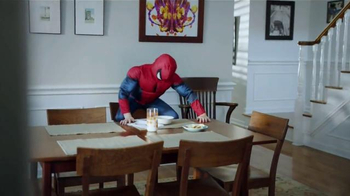 Campbell's Spider-Man Soups TV Spot, 'Real Real Life: Spidey' - Thumbnail 5