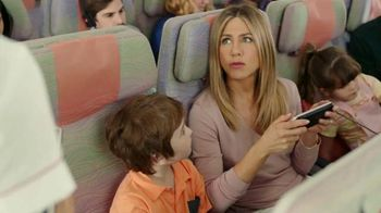 Emirates A380 TV Spot, 'Co-Pilot' Featuring Jennifer Aniston - 799 commercial airings