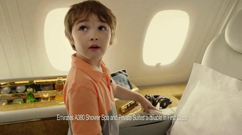 Emirates A380 TV Spot, 'Co-Pilot' Featuring Jennifer Aniston - Thumbnail 2