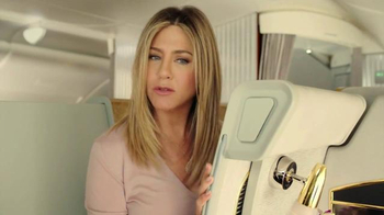 Emirates A380 TV Spot, 'Co-Pilot' Featuring Jennifer Aniston - Thumbnail 3