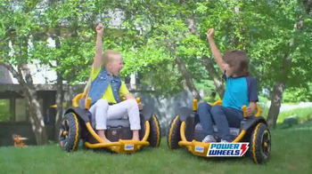 Power Wheels Wild Thing TV Spot, 'Tight Turns'