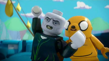 LEGO Dimensions Battle Arenas TV Spot, 'Battle Your Friends' - 836 commercial airings