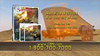 CBN Superbook DVD Club TV Spot, 'Elisha and the Syrians' - Thumbnail 5