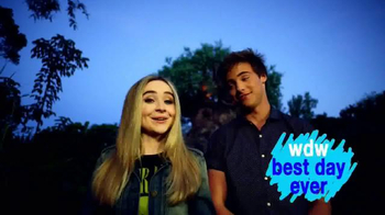 Disney Animal Kingdom TV Spot, 'Best Day Ever' ft. Sabrina Carpenter