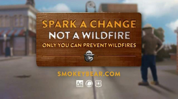 Smokey Bear Campaign TV Spot, 'Dragging Chains' - Thumbnail 6