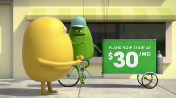 Cricket Wireless TV Spot, \'Balloon\'