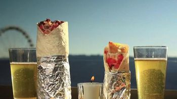 Taco Del Mar TV Spot, 'Competing With Bacon'