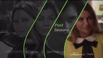 Hulu TV Spot, 'New On Hulu: Spectre, Timeless, Smallville' - Thumbnail 9
