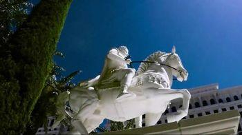 Caesar's Palace TV Spot, 'Be Caesar'