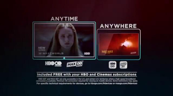 HBO TV Spot, 'AT&T U-Verse: The Latest Movies & Shows' Song by Danger Twins - Thumbnail 7