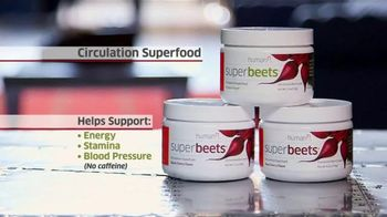 SuperBeets TV Spot, 'All Day Energy' - 65 commercial airings