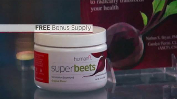 SuperBeets TV Spot, 'All Day Energy' - Thumbnail 2