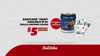 True Value Hardware TV Spot, 'Trolls: Value of Finding Your True Colors' - Thumbnail 2