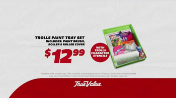 True Value Hardware TV Spot, 'Trolls: Value of Finding Your True Colors' - Thumbnail 3