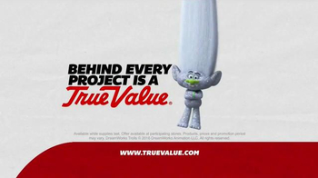 True Value Hardware TV Spot, 'Trolls: Value of Finding Your True Colors'