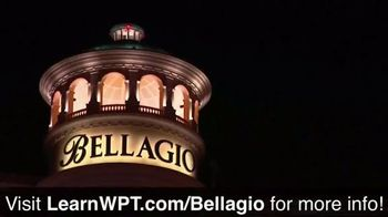 LearnWPT Tournament Strategy Workshop TV Spot, 'Bellagio' - 3 commercial airings
