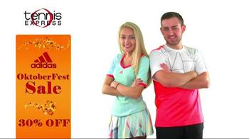 Tennis Express adidas OktoberFest Sale TV Spot, 'Pro Gear' - Thumbnail 1